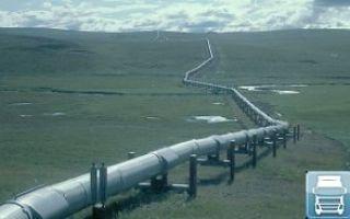Трубопроводный транспорт нефтепродуктов: плюсы, виды трубы
