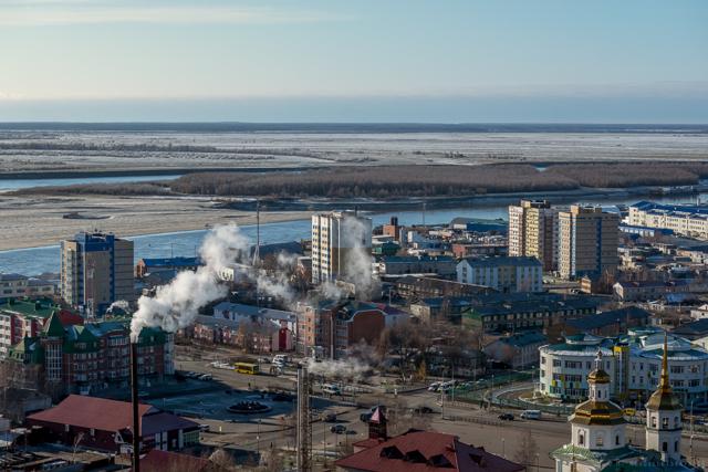 Нефть в Ханты – Мансийске: развитие нефтяной промышленности