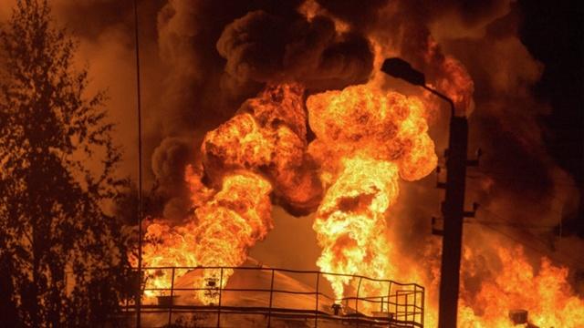 Склады нефти и нефтепродуктов. Требования пожарной безопасности