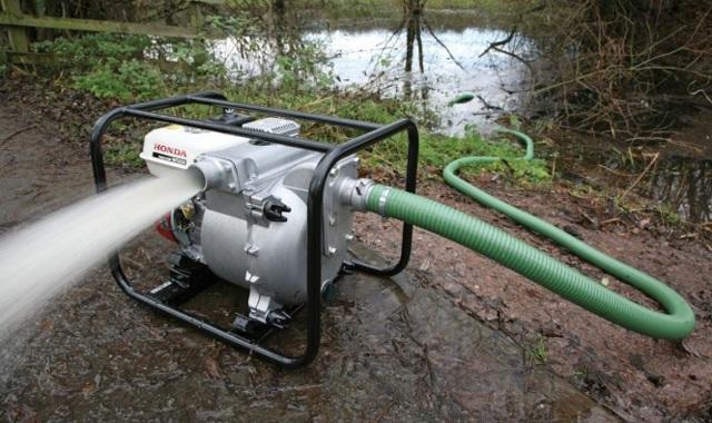 Мотопомпа для перекачки нефтепродуктов: виды помп