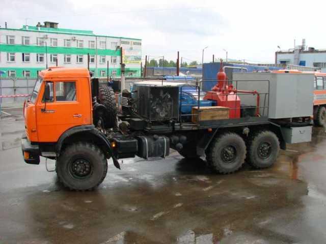 Цементирование нефтяных скважин: цели, цементировочный агрегат