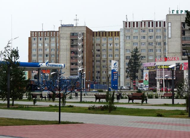 Нефть и газ Сибири: добыча нефти в Западной Сибири