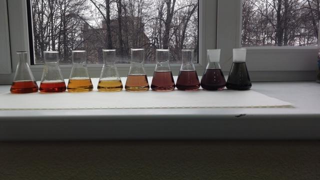 Цвет нефти: блеск, твёрдость разных нефтепродуктов