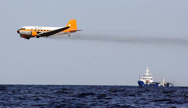 Разлив нефти в Мексиканском заливе: авария нефтяной платформы