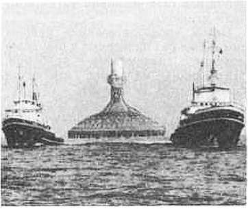 Нефть в море: особенности нефтедобычи в океане и море