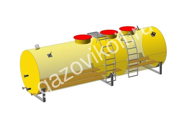 Резервуар РГСП 70