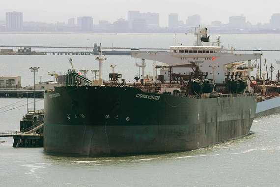 Откуда США импортирует нефть и нефтепродукты?