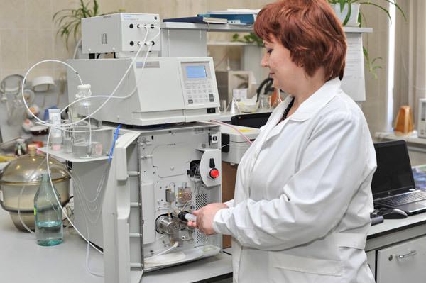 Испытательная лаборатория нефти и нефтепродуктов