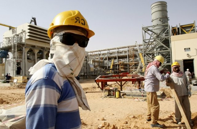 Нефть и нефтяной промысел в Саудовской Аравии