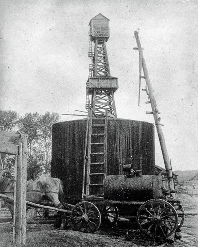 Нефть Башкирии: история развития, нефтяные компании