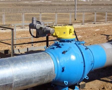 Как используют шаровые краны для нефти и нефтепродуктов: виды