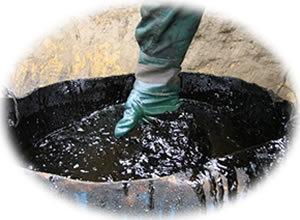 Остатки нефтепереработки: отходы нефтяного производства