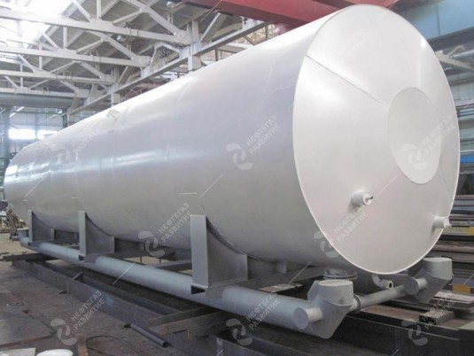 Горизонтальный резервуар РГС 40