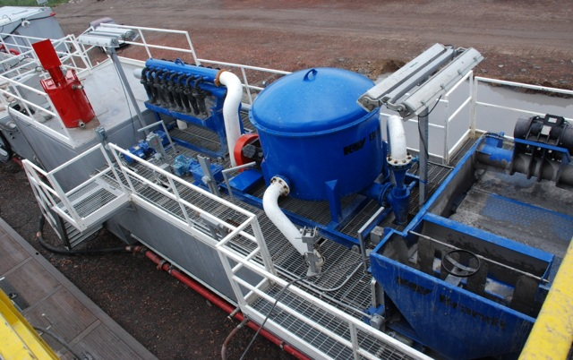 Буровые растворы для бурения нефтяных и газовых скважин